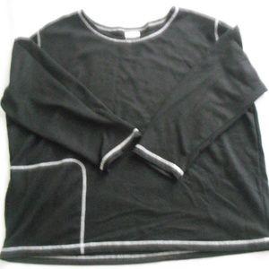 Women's Black Sweater Size 1X
